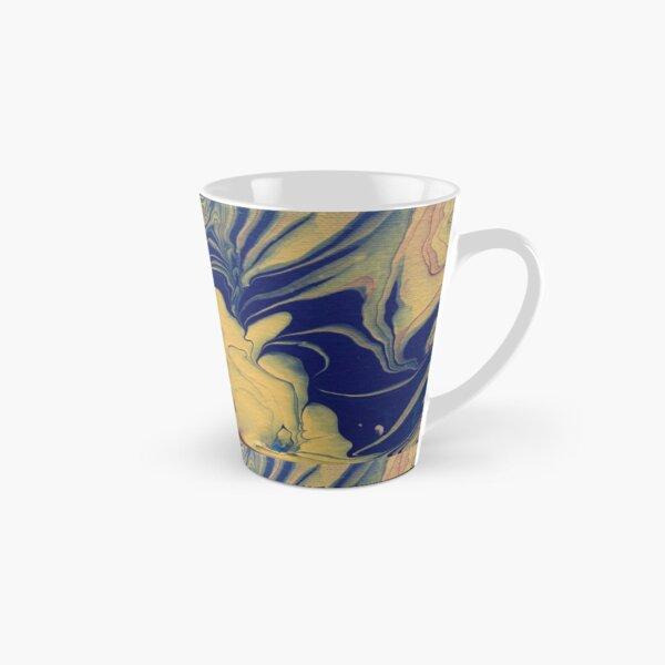 Golden Clouds Tall Mug