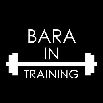 Bara In Training by v--r