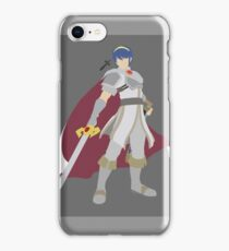 Marth (White) - Super Smash Bros. iPhone Case/Skin