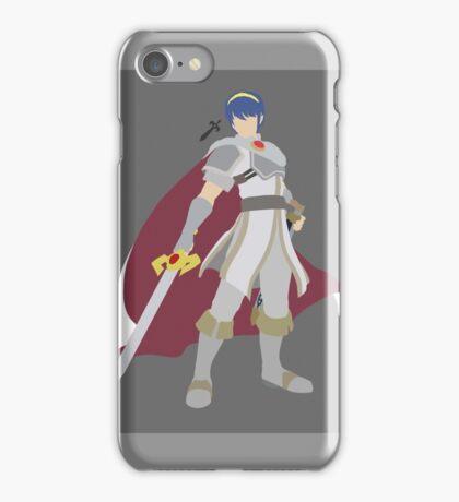 Marth (White) - Super Smash Bros. iPhone Case/Skin