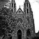 Basilique Ste-Clotilde  by MNDustyLens