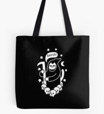 Cat Searching For Souls Tote Bag