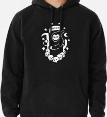 Cat Searching For Souls Pullover Hoodie