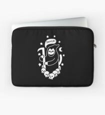 Cat Searching For Souls Laptop Sleeve