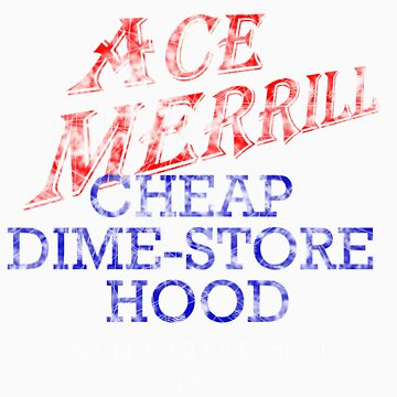 Cheap Dime-Store Hood 1 by NostalgiCon