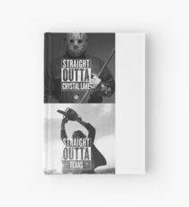 Horror Foursome Hardcover Journal