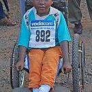 The Spirit of Childhood - Moshi, Tanzania, Africa. by Adrian Paul