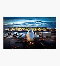 Heathrow Photographic Print