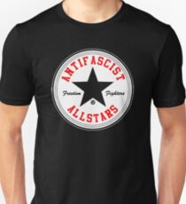 Antifascist Slim Fit T-Shirt