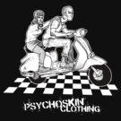 Scooter Skins by Psychoskin