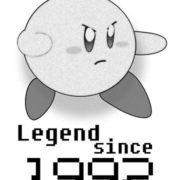 Kirby by lukeyy