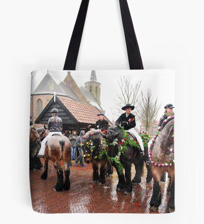 A rainy Straô Tote Bag