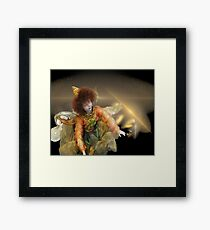 Elfin Magic Framed Print