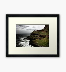 Giants Causeway - Northern Ireland Framed Print