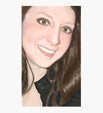 Stephanie Allison - Bubbler Portrait Photographic Print