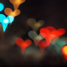 traffic hearts by weglet
