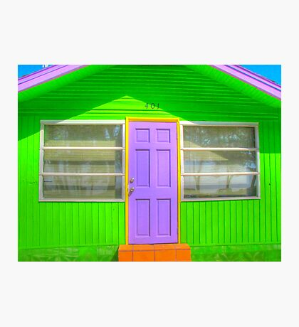 House, Bradenton Beach, 2011 Photographic Print