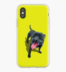 Staffy Lime Coque et skin iPhone
