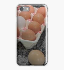 The Ingredients iPhone Case/Skin