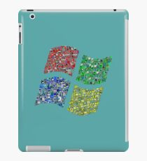 Classic Icons Windows Logo iPad Case/Skin