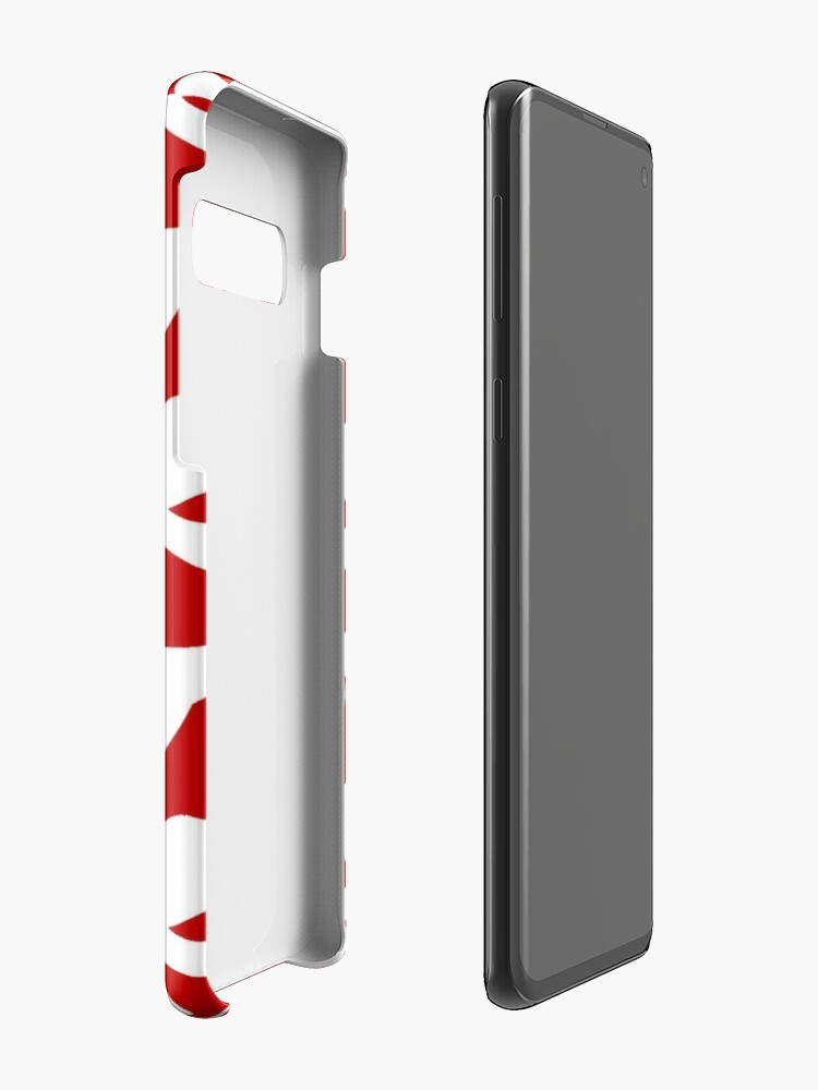 Alternate view of A Bull, Abstract (Designed by Just Stories) Case & Skin for Samsung Galaxy