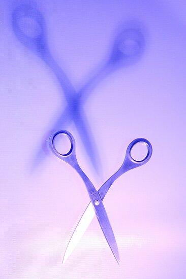 Shadowing Scissors - 114 Views by daphsam