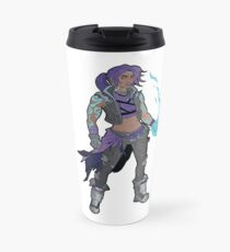 Amara The Siren Borderlands 3 The Tiger of Partali Travel Mug