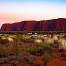 Uluru Sunrise by Andrew Wilson
