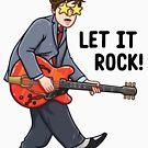 ★ Let it rock by cadcamcaefea