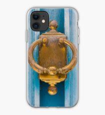 Bleu d'Or © SolSo Photografée Coque et étui iPhone