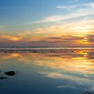 « Prisme et Coucher de soleil en bord de mer © SolSo Photografée » par Marianne Sol'So