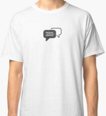Messaging symbol Classic T-Shirt