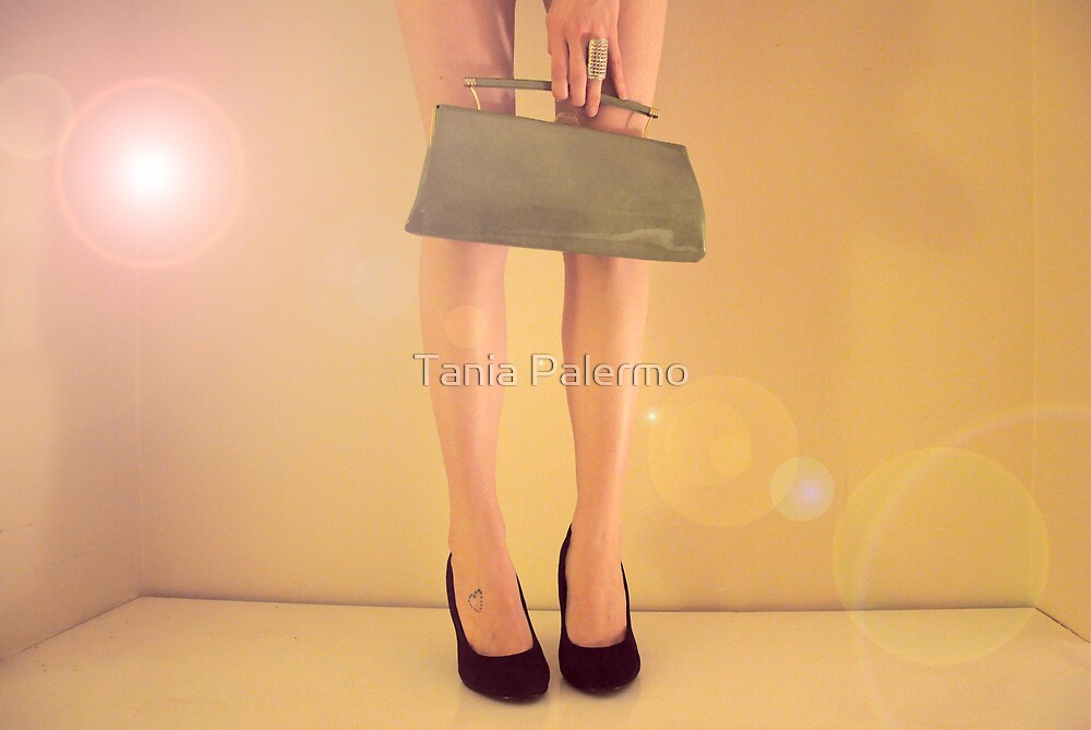 accessories; check  by Tania Palermo