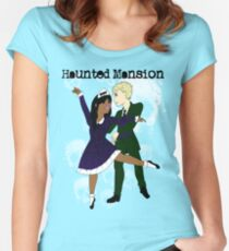 Mansion Dreams Women's Fitted Scoop T-Shirt