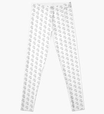 Computer Mouse Click Leggings