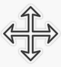 Navigator Transparent Sticker