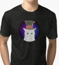 The Mad Catter Tri-blend T-Shirt