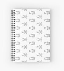 Volume Spiral Notebook