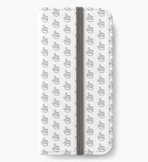 Foam Finger iPhone Wallet/Case/Skin