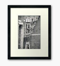 Il Mito di Roma - Fori Imperiali (3 / 15) Framed Print