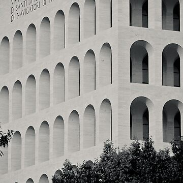 Il Mito di Roma - Palazzo della Civiltà del Lavoro (5 / 15) by giuliomenna