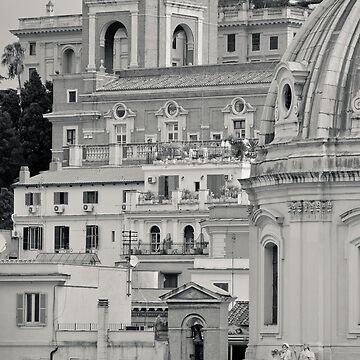 Il Mito di Roma - Chiesa del Santissimo Nome di Maria al Foro Traiano (15 / 15) by giuliomenna