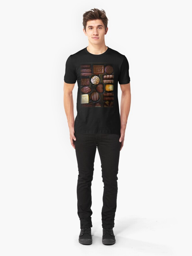 Alternate view of Christmas Cookies Slim Fit T-Shirt