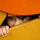 Hide and seek.... by ulryka