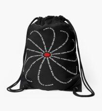 Stoic Excellence This Very Minute Drawstring Bag