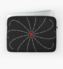 Stoic Excellence This Very Minute Laptop Sleeve