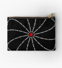 Stoic Excellence This Very Minute Zipper Pouch