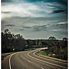 A Curve In The Road by MeanChristine