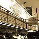 The Original Nathan's - Coney Island by Bernadette Claffey
