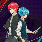Assassins by otaku-art